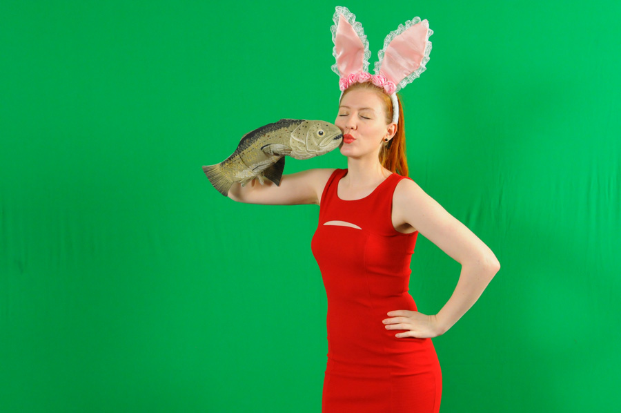 Green Screen Before Image