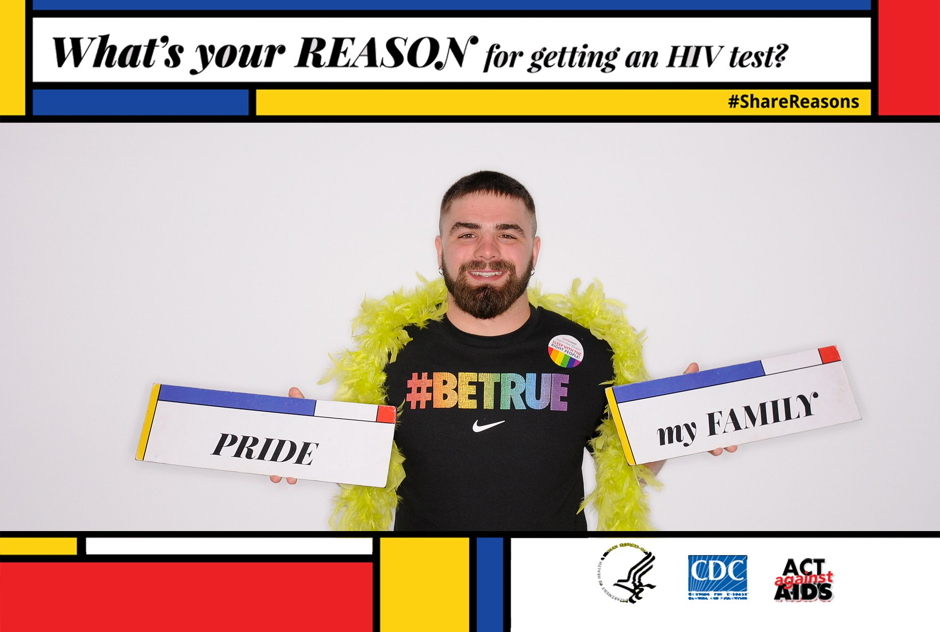 Pride NW Photo Booth