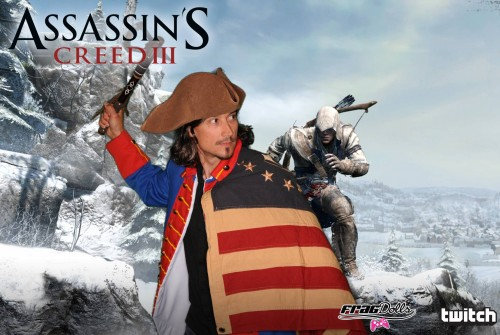 Assassins Creed Green Screen