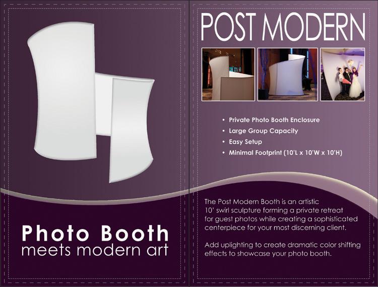 Modern Art Meets Photo Booth