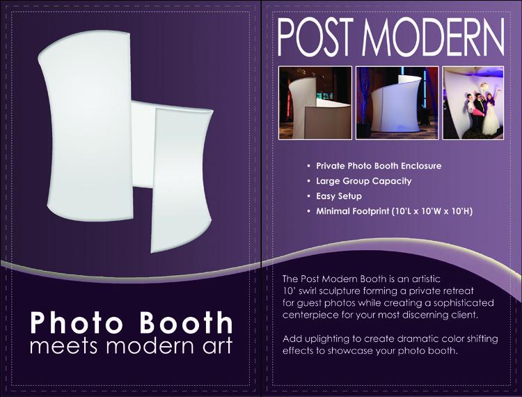 Photo Booth Meets Modern Art