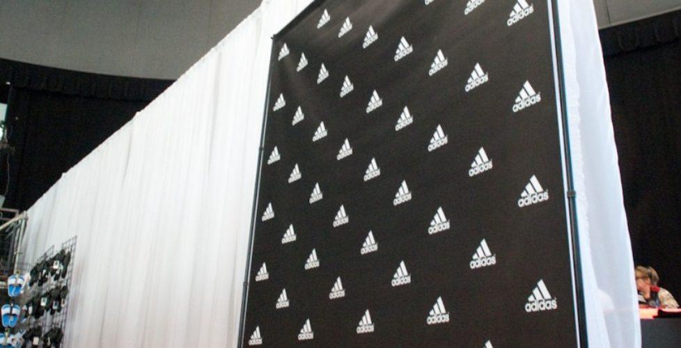 adidas photo booth